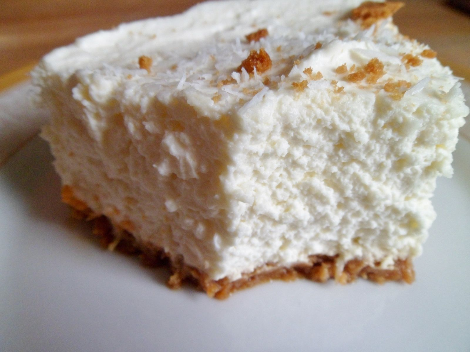 Cheesecake coco sp culoos sans cuisson gourmandises entre filles - Cheesecake sans cuisson speculoos ...