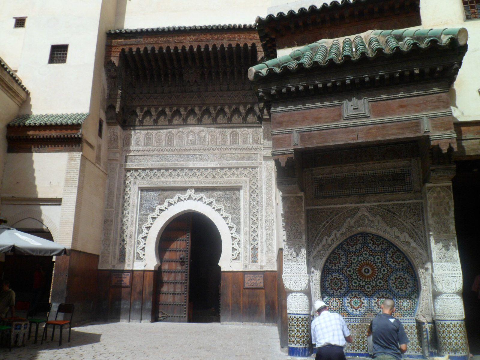 Billet gourmand : retour du Maroc