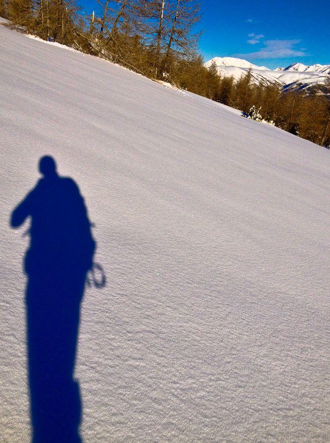 Ski de rando au Puy de Rent