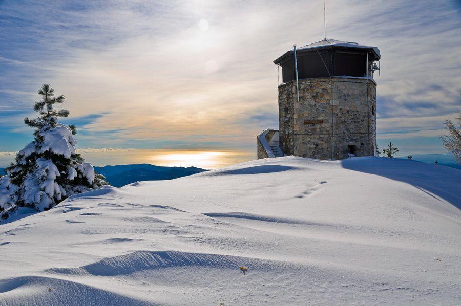 Fenêtre météo : une montée au Férion (1412m) avant le taf