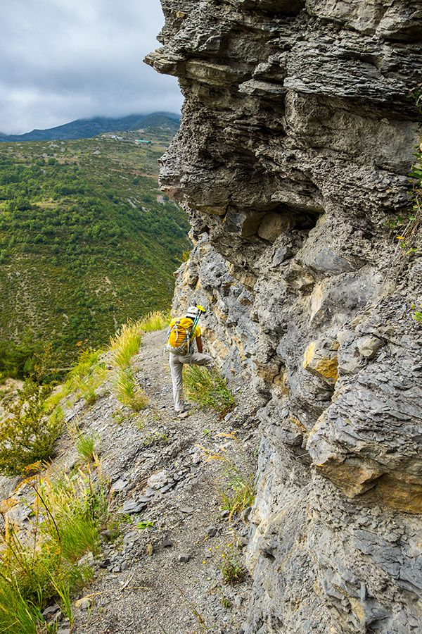 Un petit tour du mont Lieuche depuis Pierlas