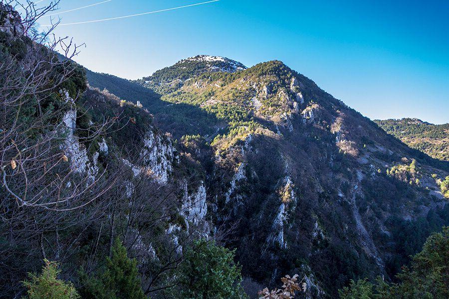 Randonnée : circuit de la mine de l'Eguisse à Duranus