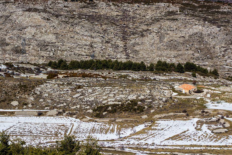Randonnée sur le plateau de Calern