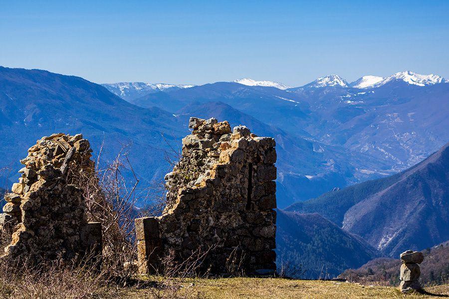 Randonnée : Circuit de Mairola depuis Puget-Rostang