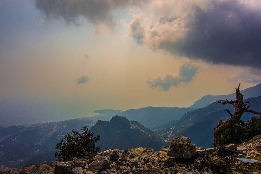 Randonnée à la pointe de Siricocca depuis Sainte-Agnès