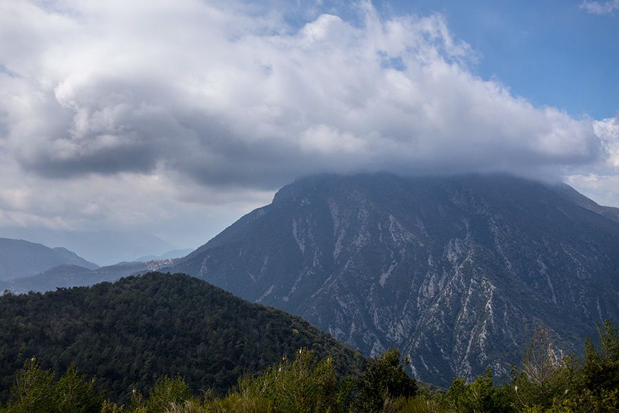 Randonnée : boucle depuis la Tinée par le Reveston et la madone d'Utelle