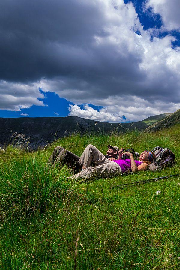 Randonnée : le mont Saint-Honorat 2520m
