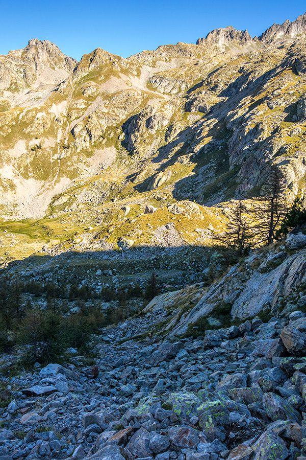 Rando au Pas du mont Colomb (2548m)