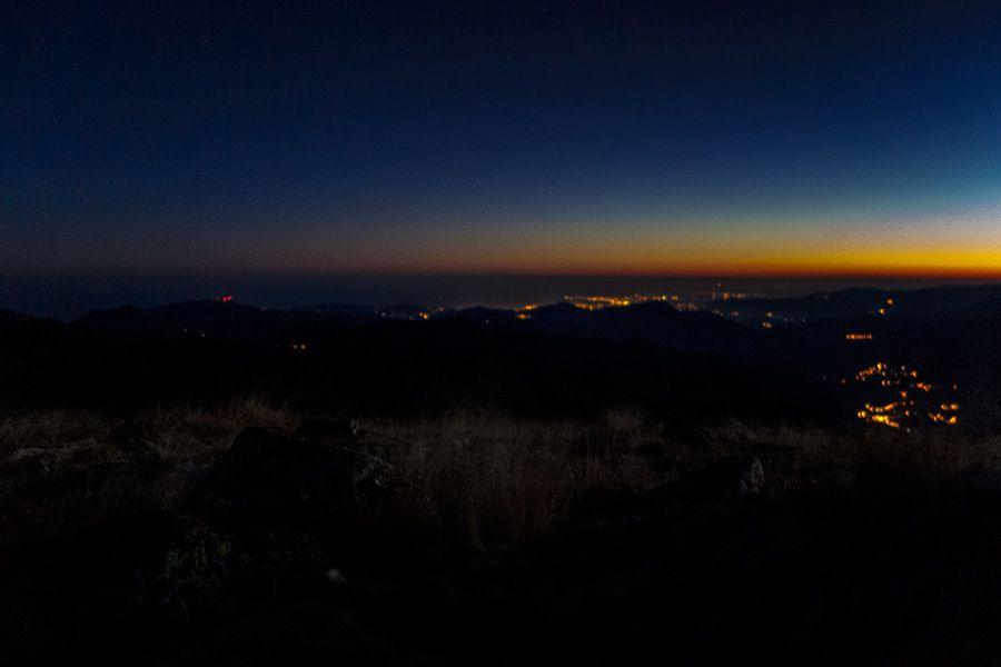 Voir le soleil se coucher depuis le Capelet inférieur (2419m)