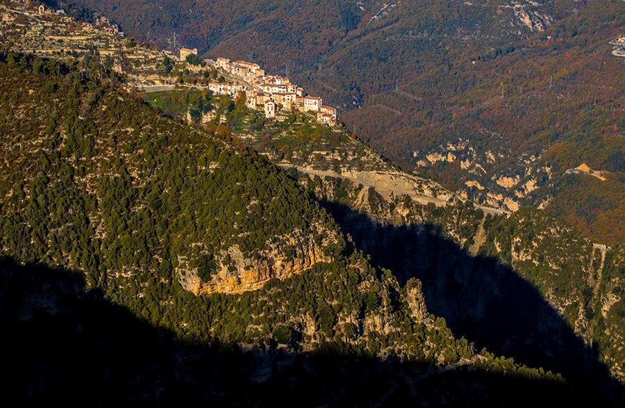 Tour du mont Falourde (1306m) depuis Massouins avec Eric