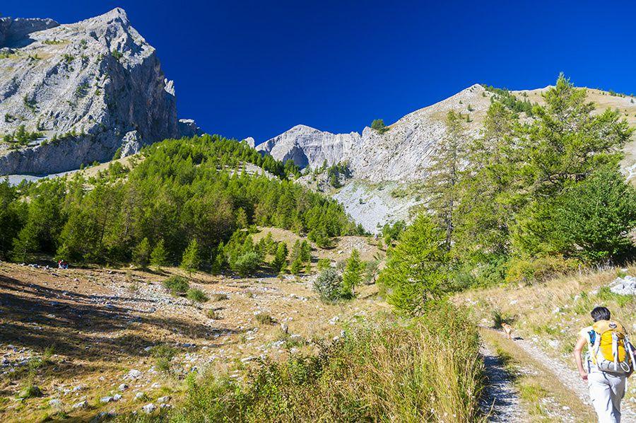 Martine en randonnée : Lubie au Clot de l'Aï (2244m)