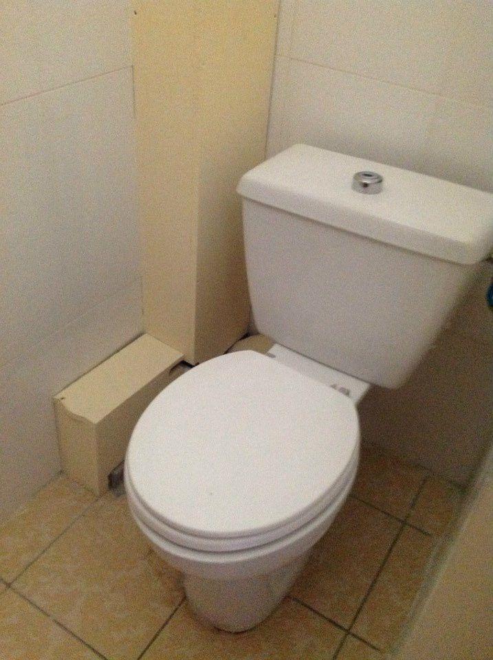wc individuel dans chaque chambre