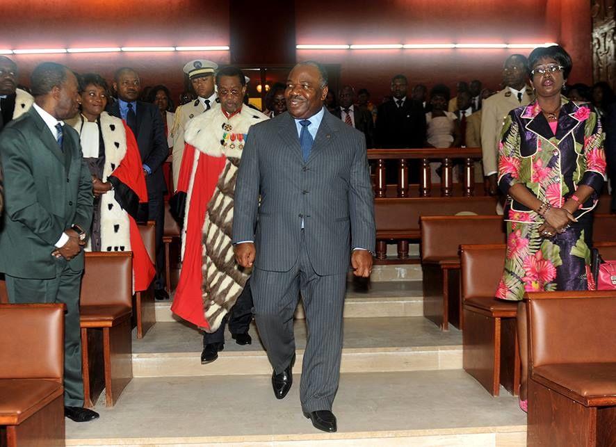 Rentrée judiciaire 2013/2014 en présence du Président de la République