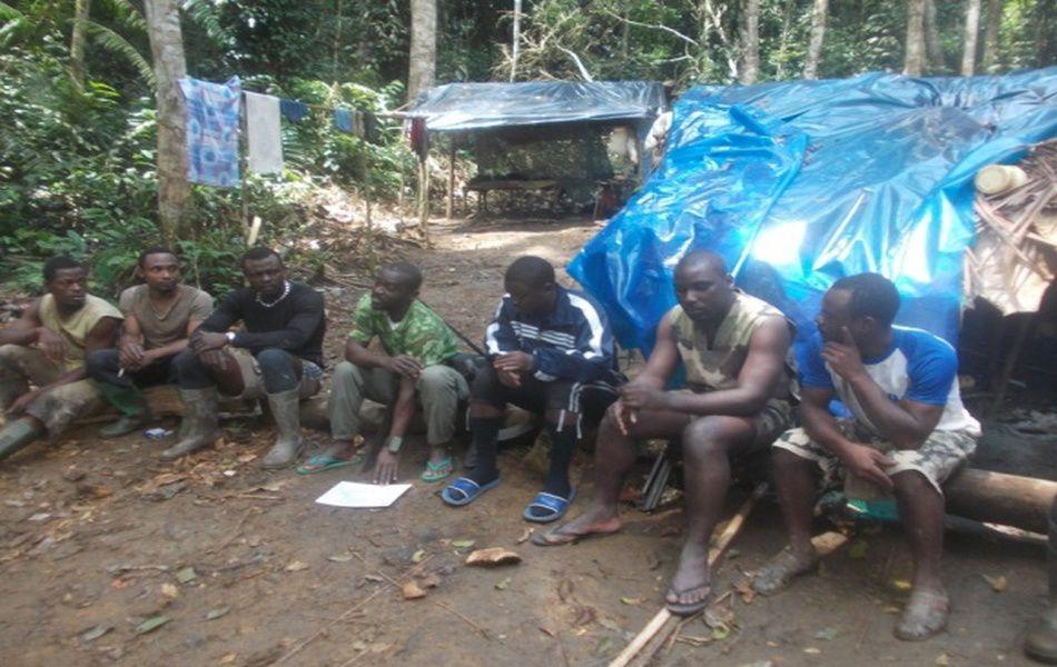 Orpailleurs Camerounais