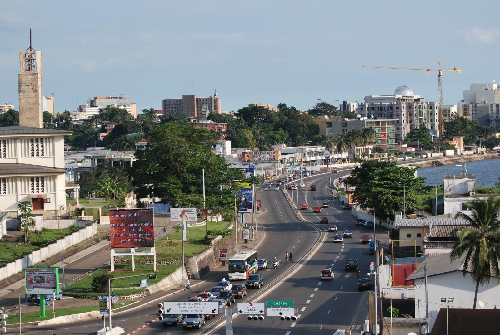 Le gabon mergent en action libreville ville la plus riche d 39 afrique en 2030 le gabon mergent - Consulat de france port gentil ...