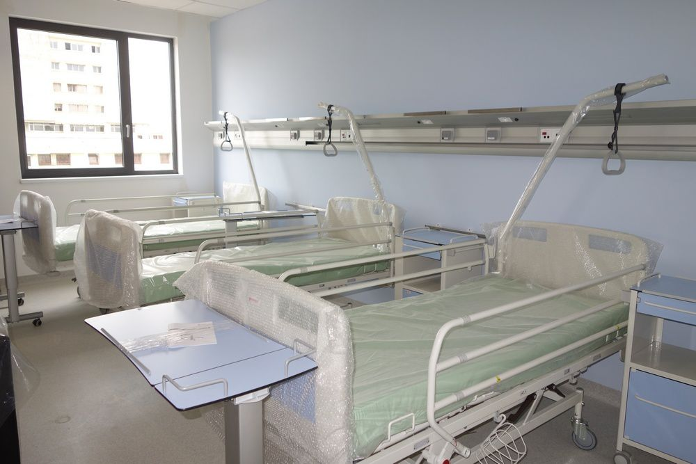Le Gabon Emergent en Action: Le nouveau CHU ( Centre Hospitalier Universitaire ) d'Owendo bientôt opérationnel
