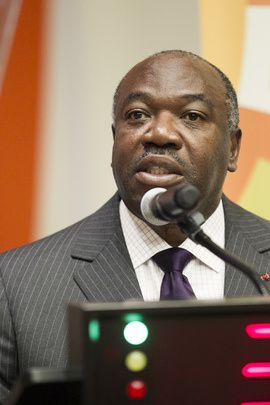 Nations Unies: Ali Bongo Ondimba appelle à la mobilisation de tous