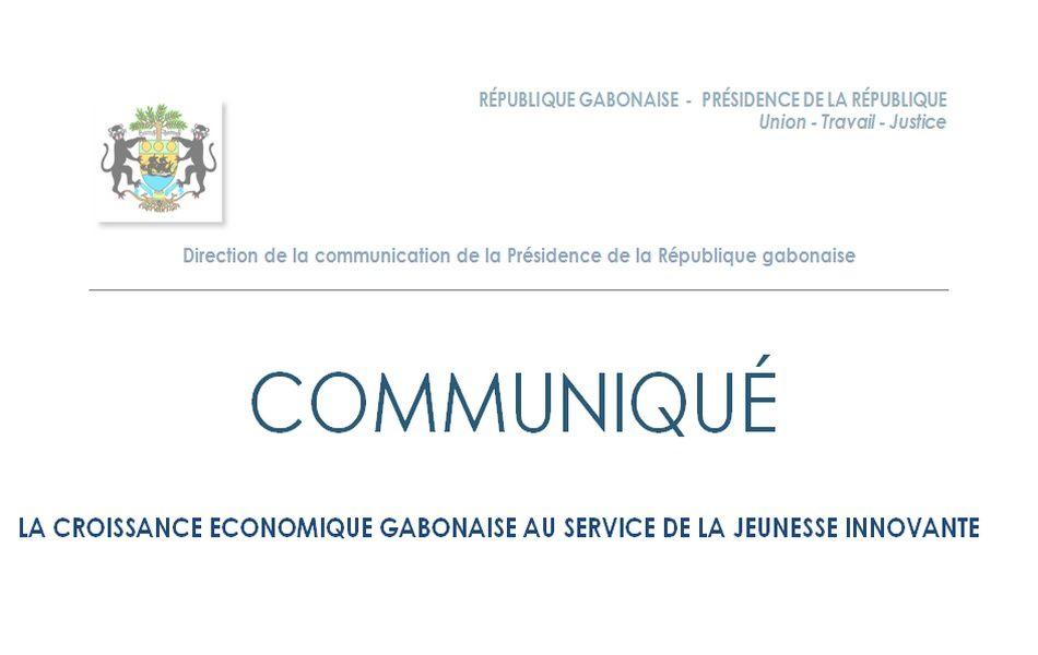 La Croissance Economique Gabonaise au Service de la Jeunesse Innovante