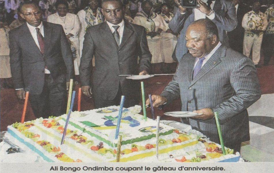 Célébration des 5 ans de pouvoir du Président Ali Bongo Ondimba