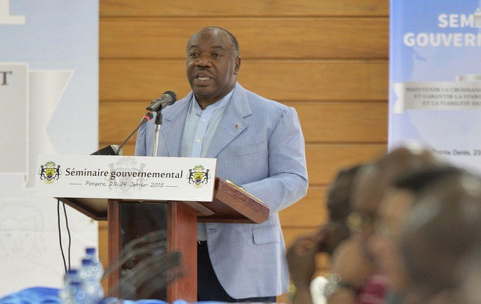 Ali Bongo appelle les Gabonais à « troquer l'esprit de rente contre l'esprit de production ! »