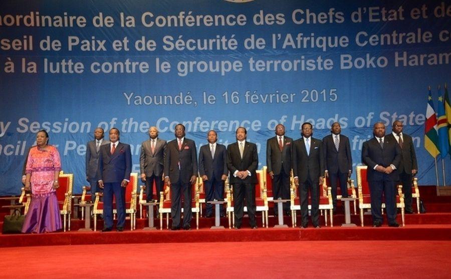 Lutte contre Boko Haram, la CEEAC s'organise à Yaoundé