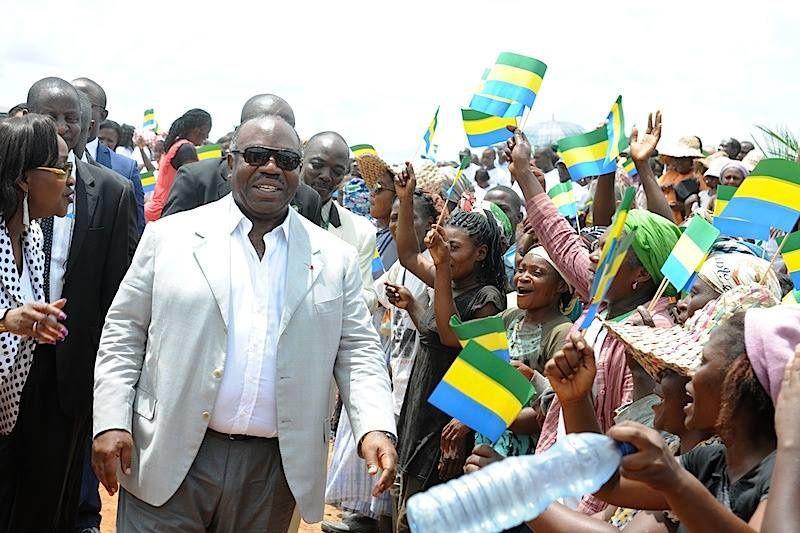 Ali Bongo Ondimba satisfait de l'état d'avancement des travaux dans la Ngounié