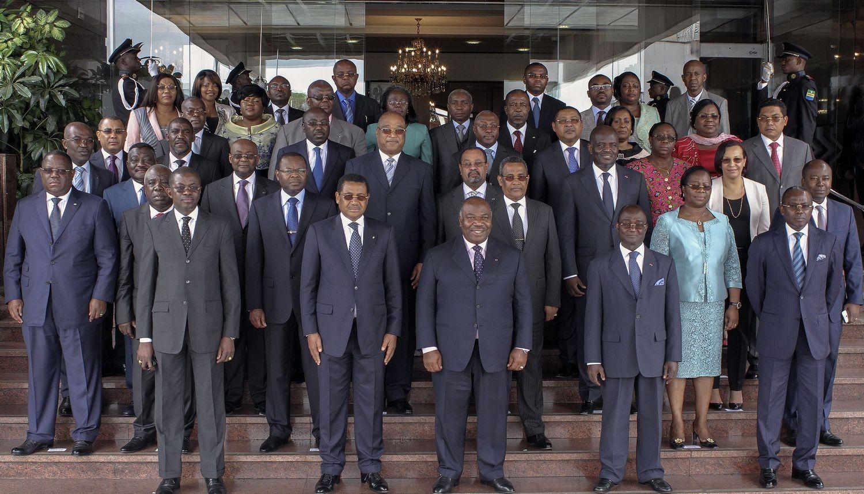 Gouvernement Ona Ondo III - Vendredi 11 Septembre 2015