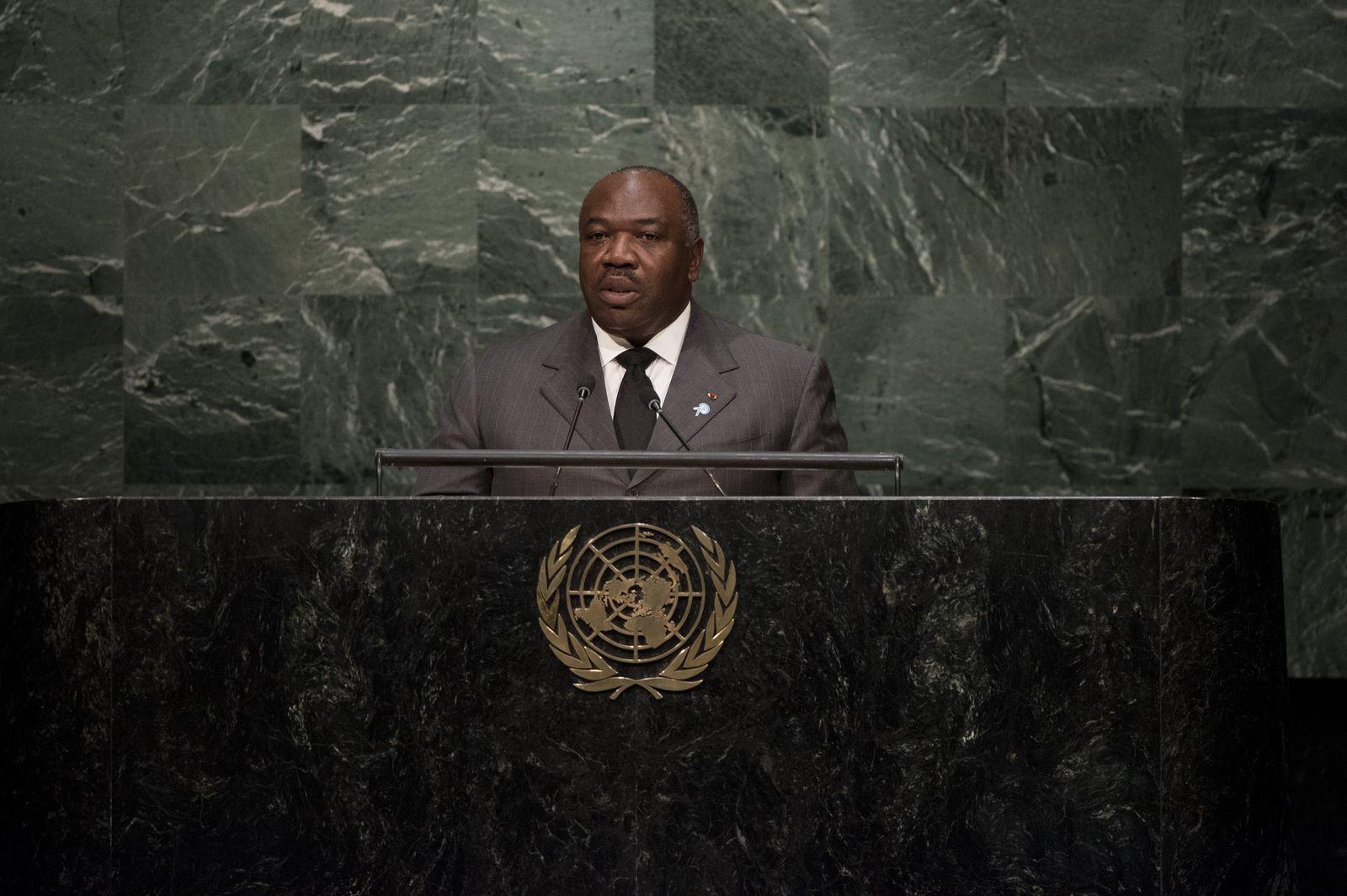 ONU : Discours du Président Ali Bongo Ondimba