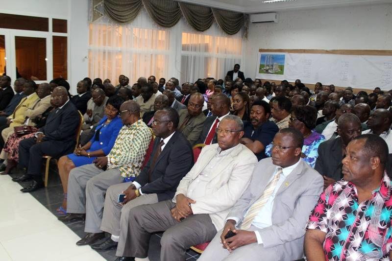 Daniel Ona Ondo prône l'unité dans le Woleu-Ntem
