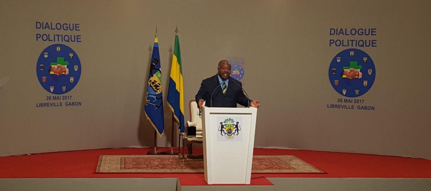 Discours du Président de la République, Chef de l'Etat à l'Occasion de la Clôture du Dialogue Politique