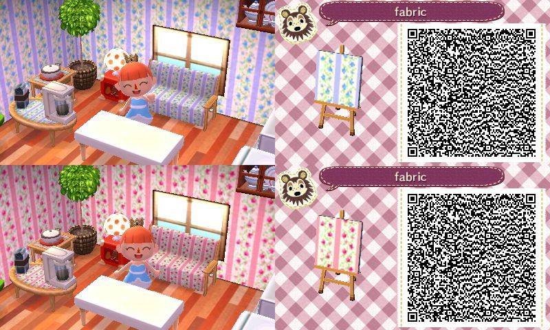 Qr textures for Carrelage kitsch animal crossing new leaf