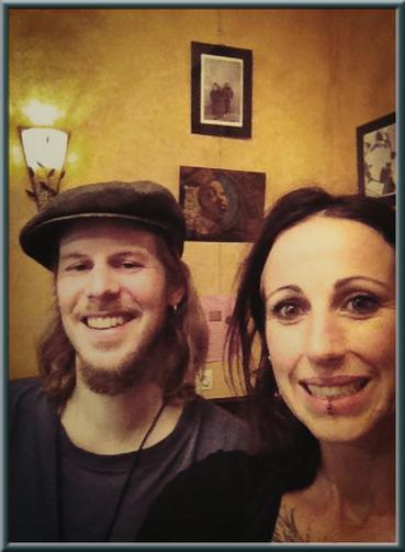 Mag Pink & Alaric : Expo en duo.