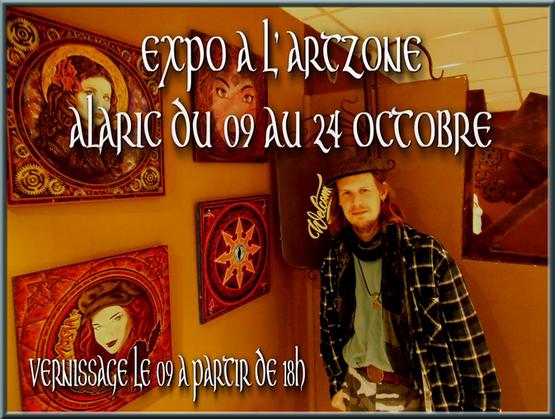 Expo à l'ArtZone