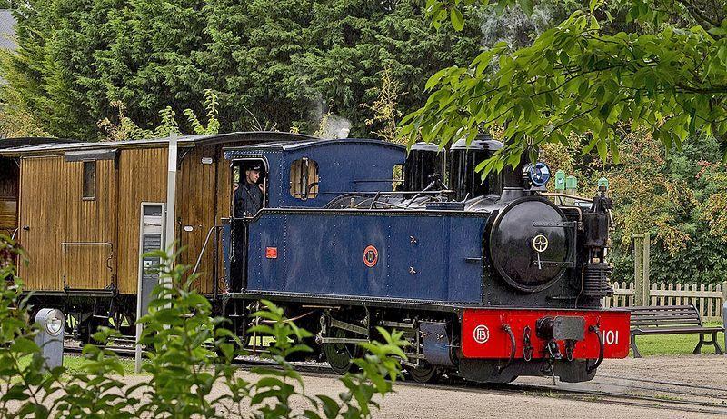 Locomotive 030 Pinguely n°101 de 1905