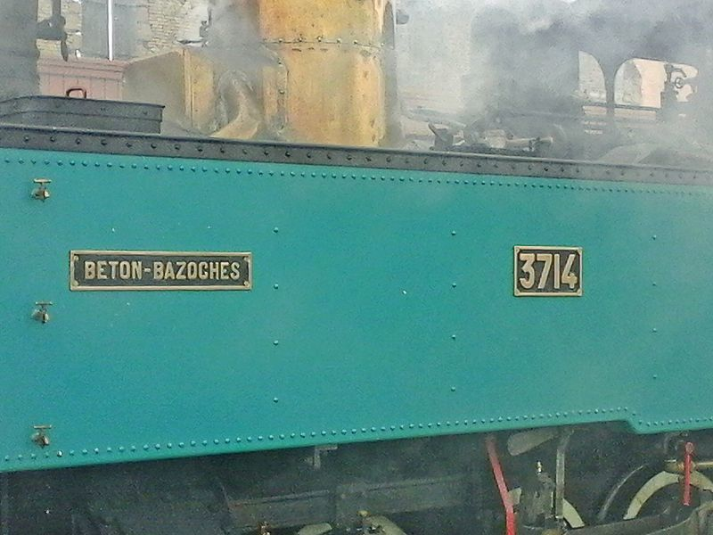 Locomotive 031 Buffaud Robatel n°3714 de 1909