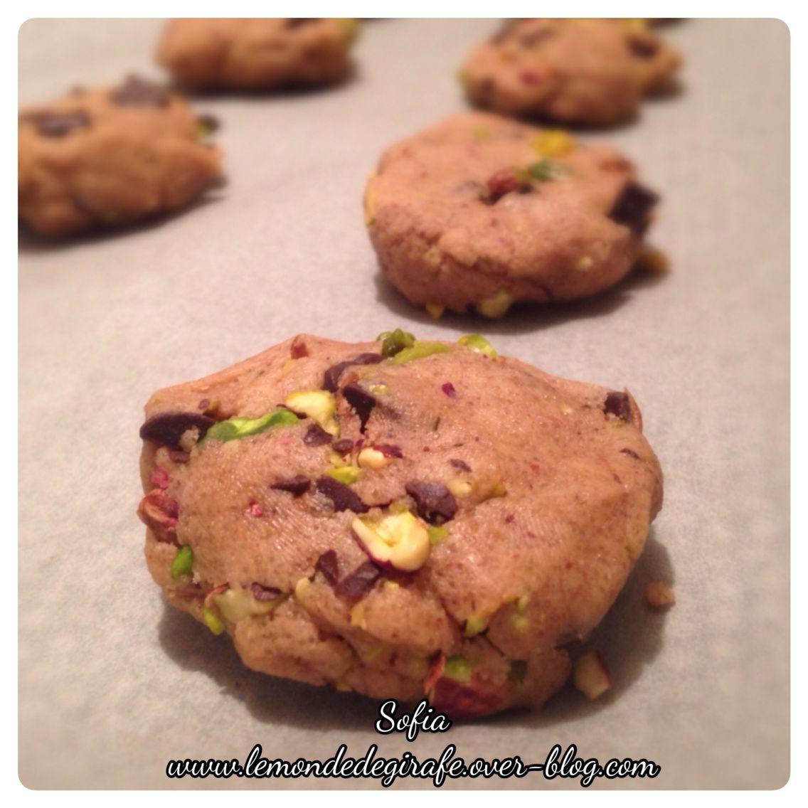 Cookies vite faits bien faits