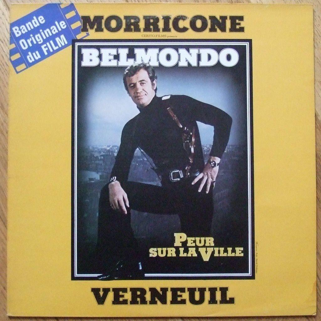Ennio Morricone sur Peur sur la ville (1975)