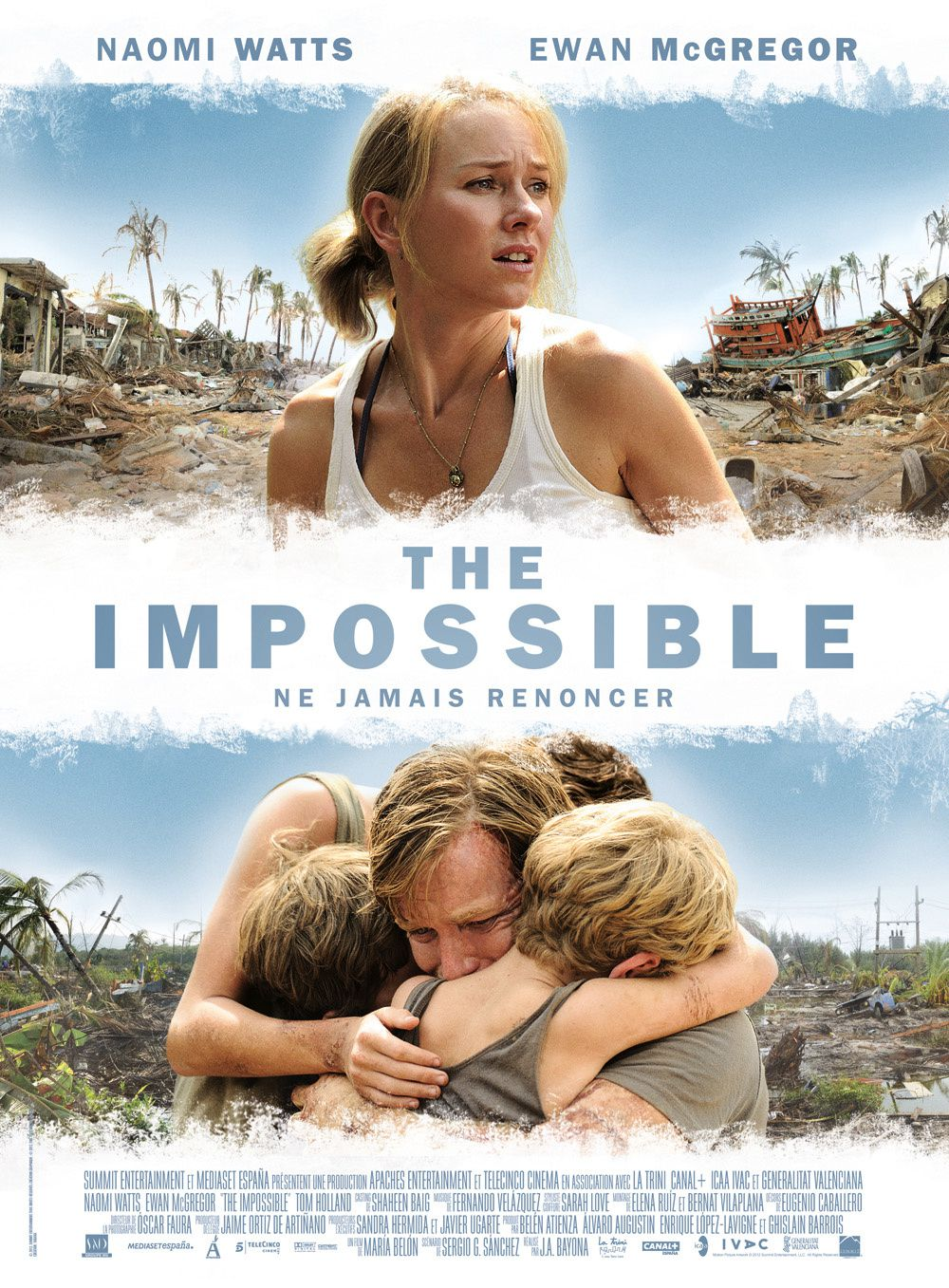 """The Impossible Main Title (From """"The impossible"""") par Fernando Velazquez"""