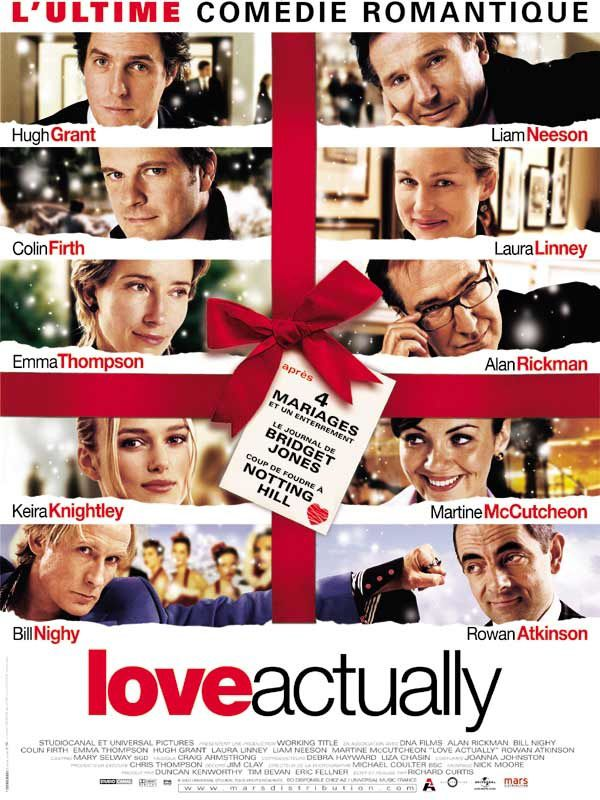 "Portugese Love Theme (From ""Love Actually"") par Craig Armstrong."