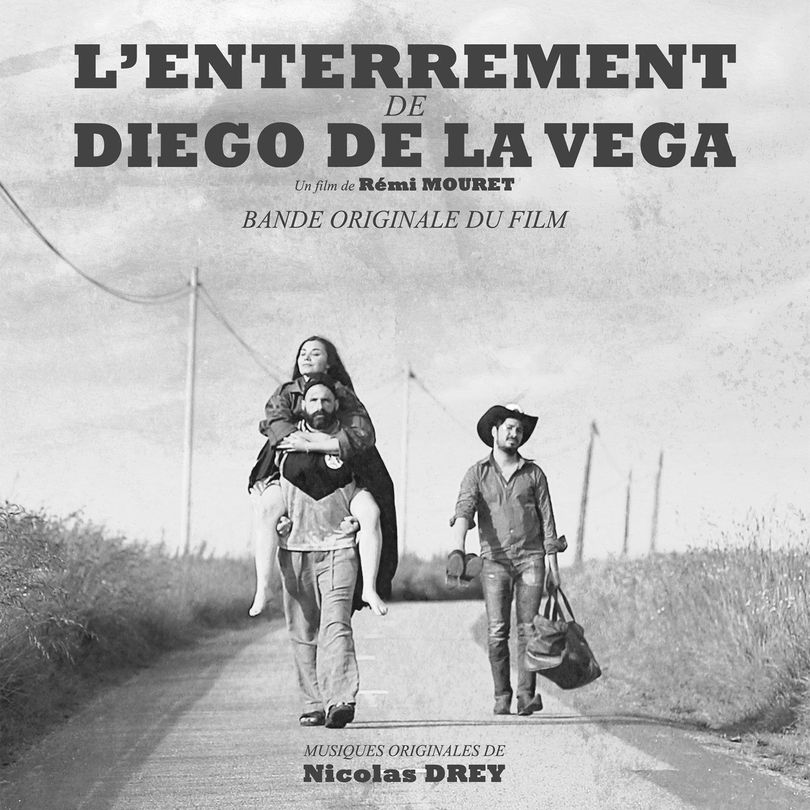 L'enterrement de Diego de La Vega de Nicolas Drey