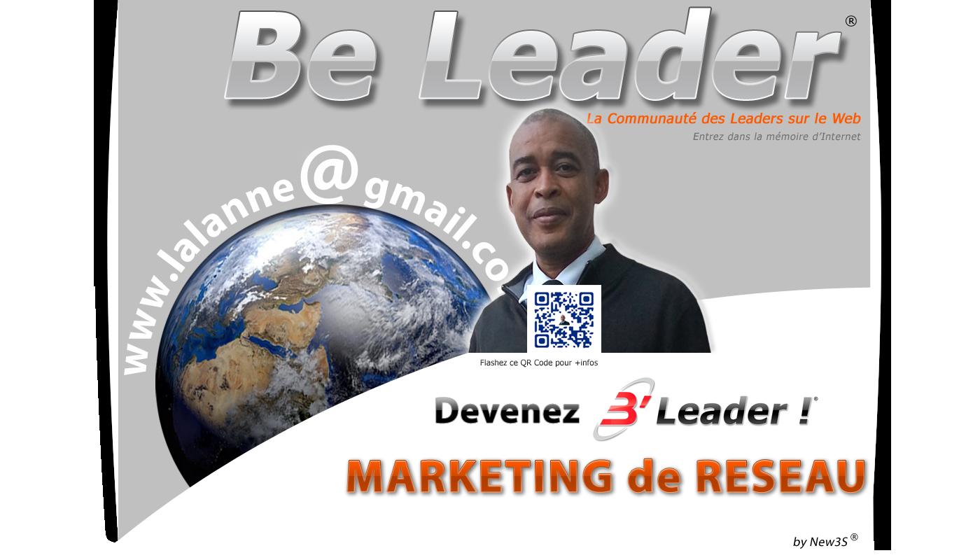 Un Leader de l'espace de vie REEL peut-il devenir un B'Leader dans l'espace DIGITAL ? Devenir un B'leader des Caraibes ? de la Martinique ? de la Guadeloupe ? des DOM ? Assurément !
