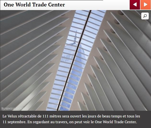 Découvrez la gare à 4 milliards de dollars du World Trade Center