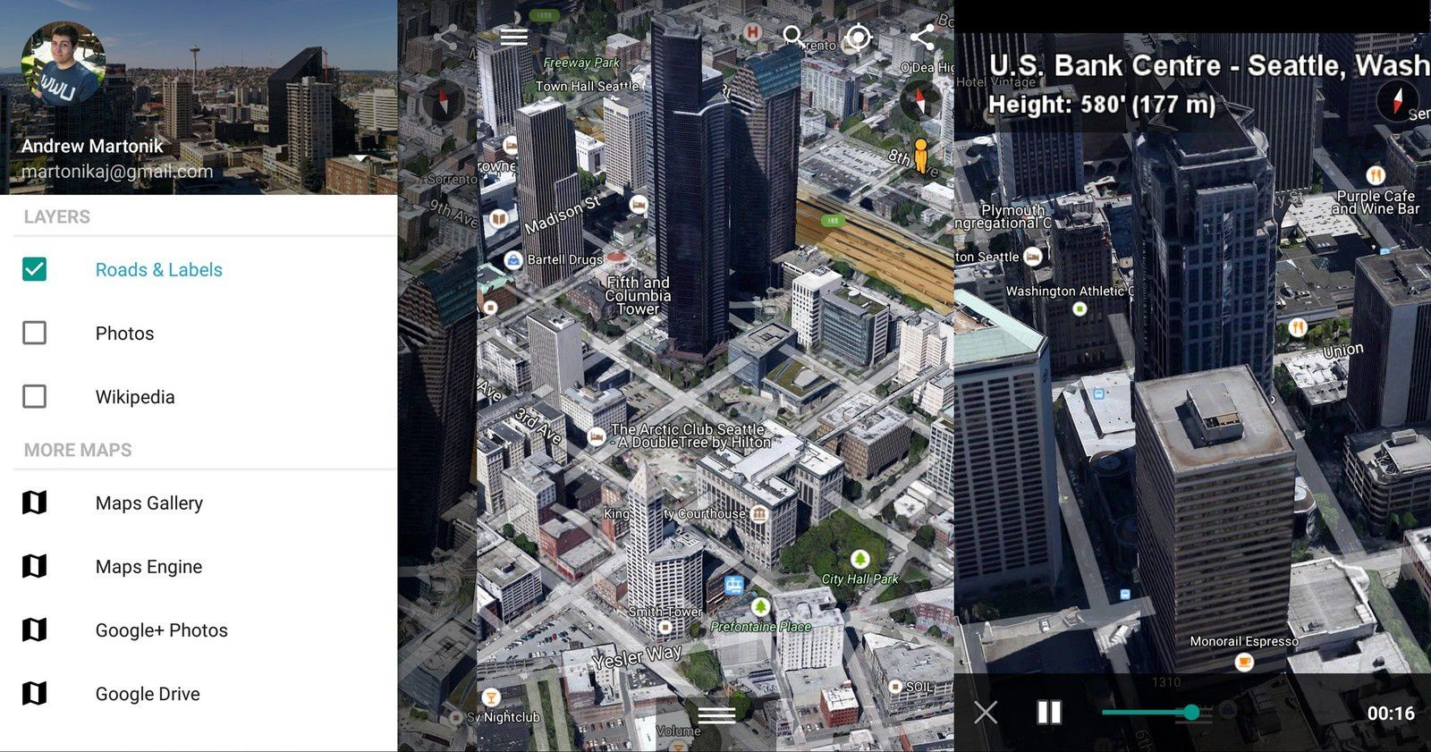 Google Maps and Google Earth: What's the difference?