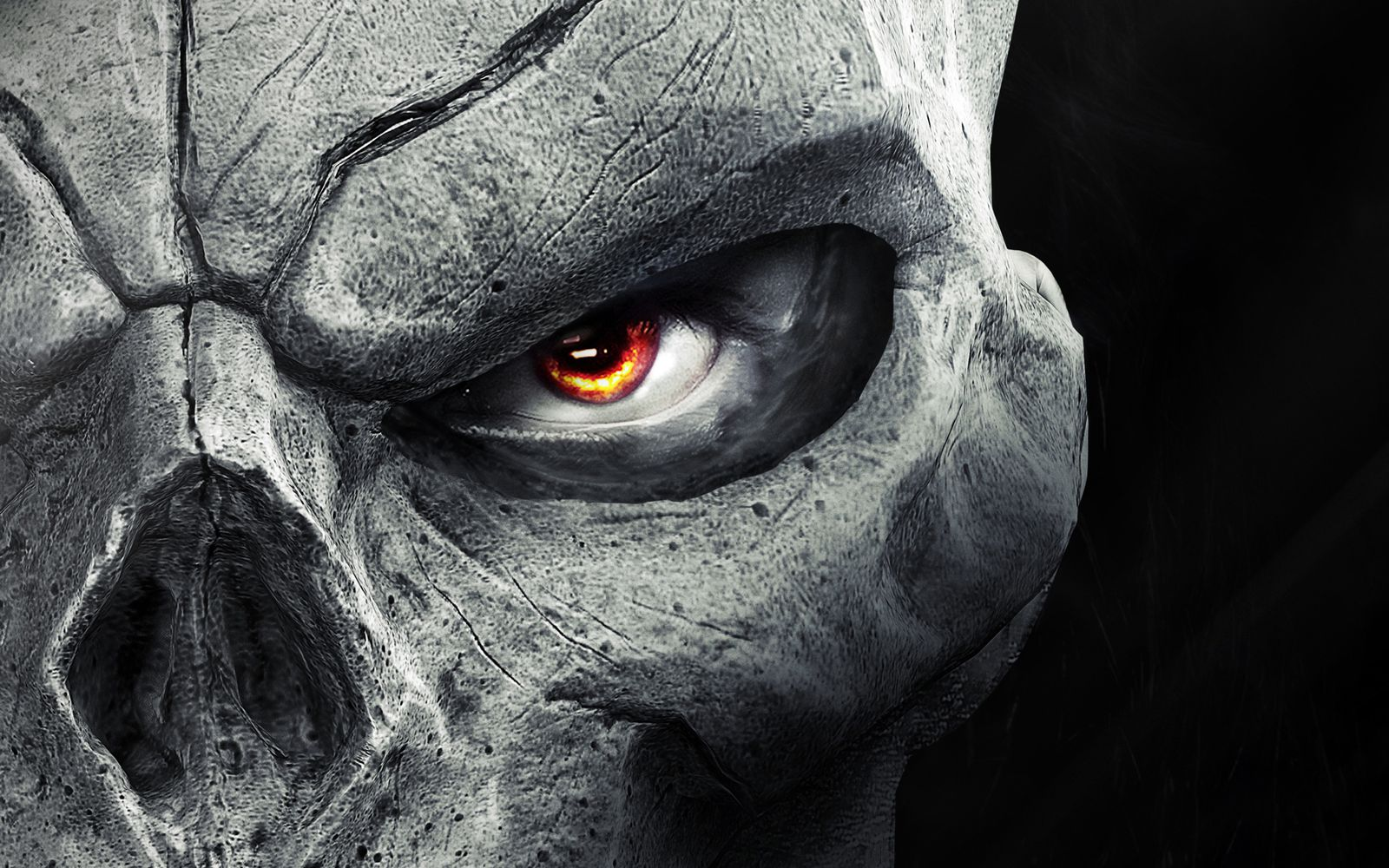 Death, héros de ce Darksiders 2.