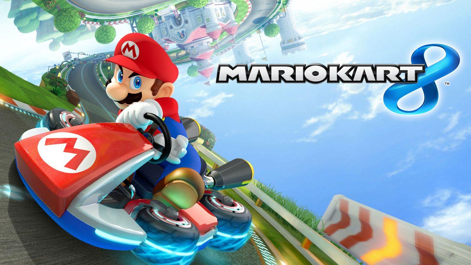 Avis Mario Kart 8 sur Wii U