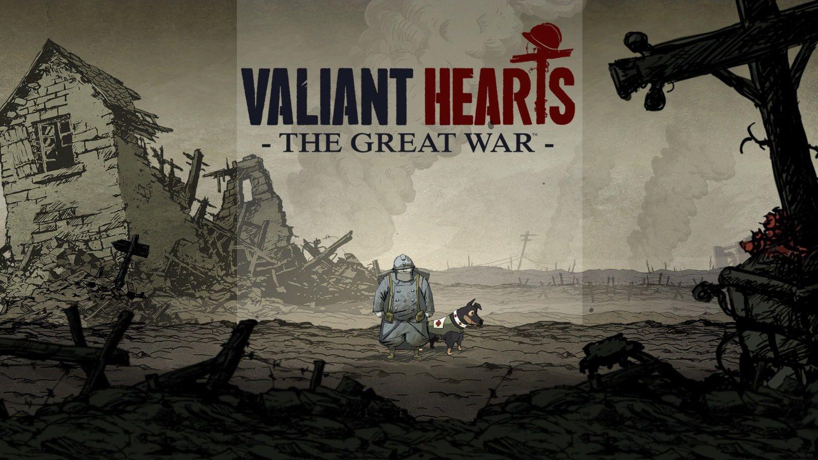 n°2 : Découvre une OST de... Soldats Inconnus : Mémoires de la Grande Guerre