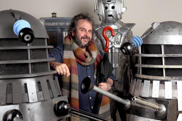 Peter Jackson et Doctor Who, c'est pour bientôt ?