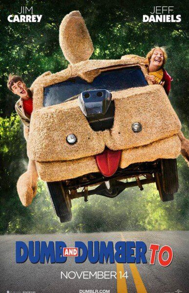 Dumb &amp&#x3B; Dumber To, première bande annonce.