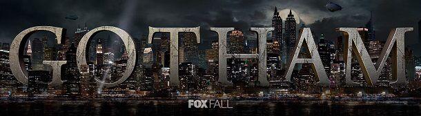 Du teaser poster pour Gotham