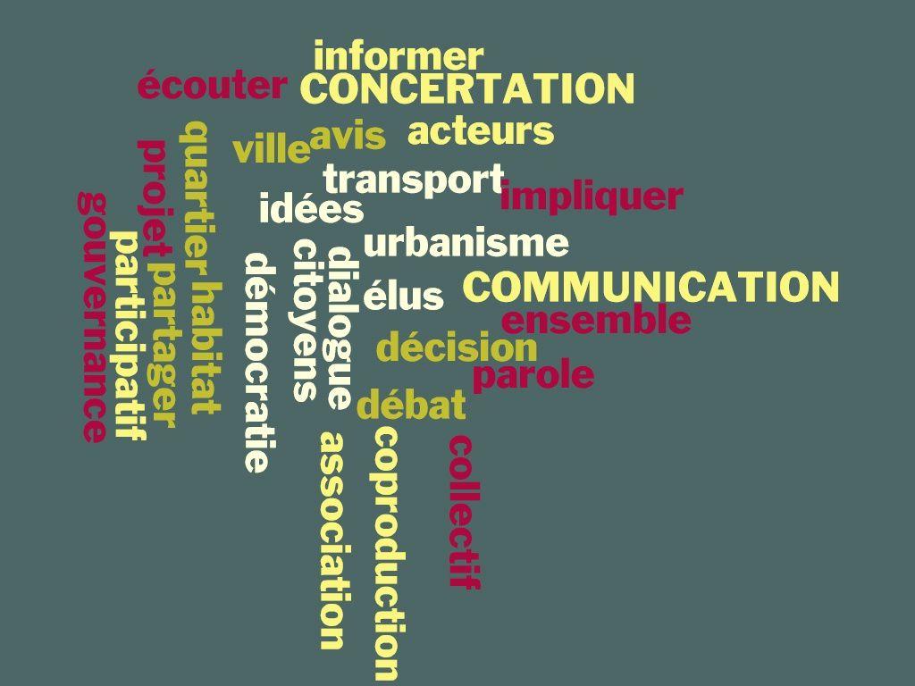 Concertation et communication, un mariage de raison